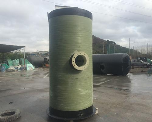上海玻璃钢一体化泵站