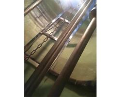 内置不锈钢检修爬梯