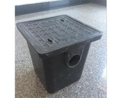 方型隔油井