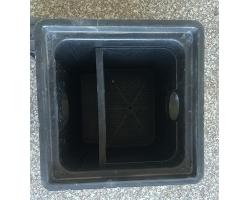 隔油井内置提篮
