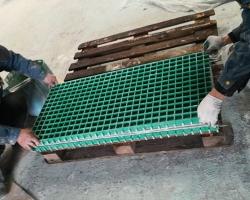 玻璃钢防滑盖板