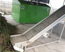 农林废弃物果蔬叶生物处理设备