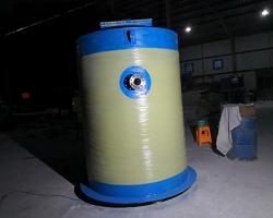 农村污水改造一体化泵站